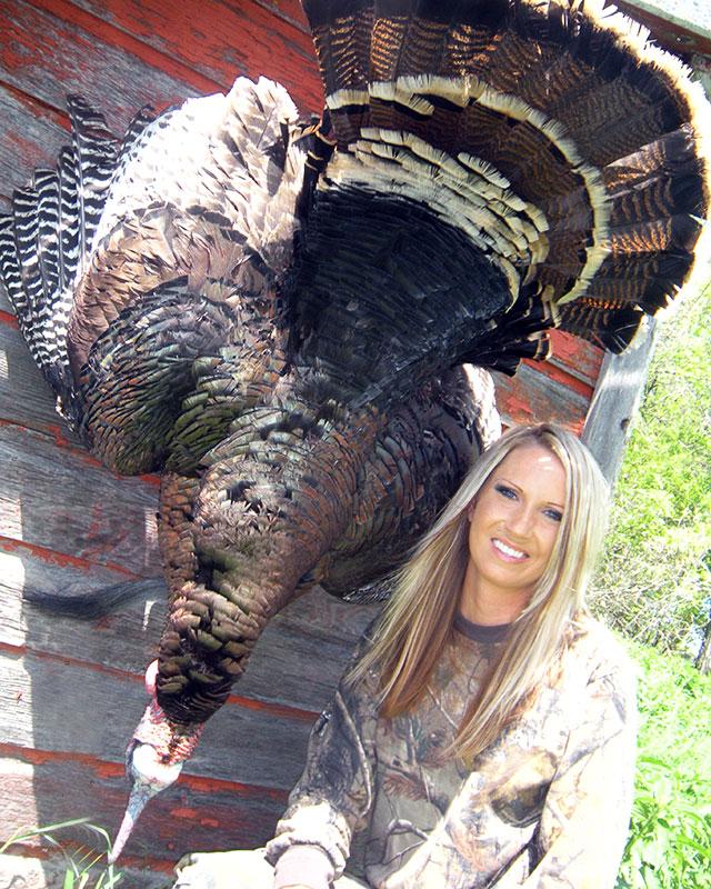 Prairie Sky Game Ranch Turkey Hunting